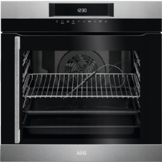 AEG SenseCook - Oven with Pyrolytic Cleaning BPK744R21M